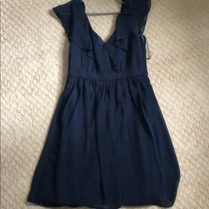 Jenny Yoo navy dress